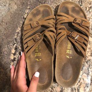 Granada Birkenstock Soft Footbed